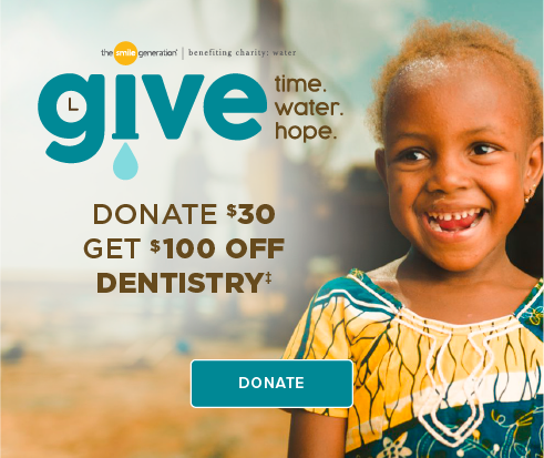 Donate $30, Get $100 Off Dentistry - Mehlville Modern Dentistry